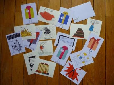 amelie cartes